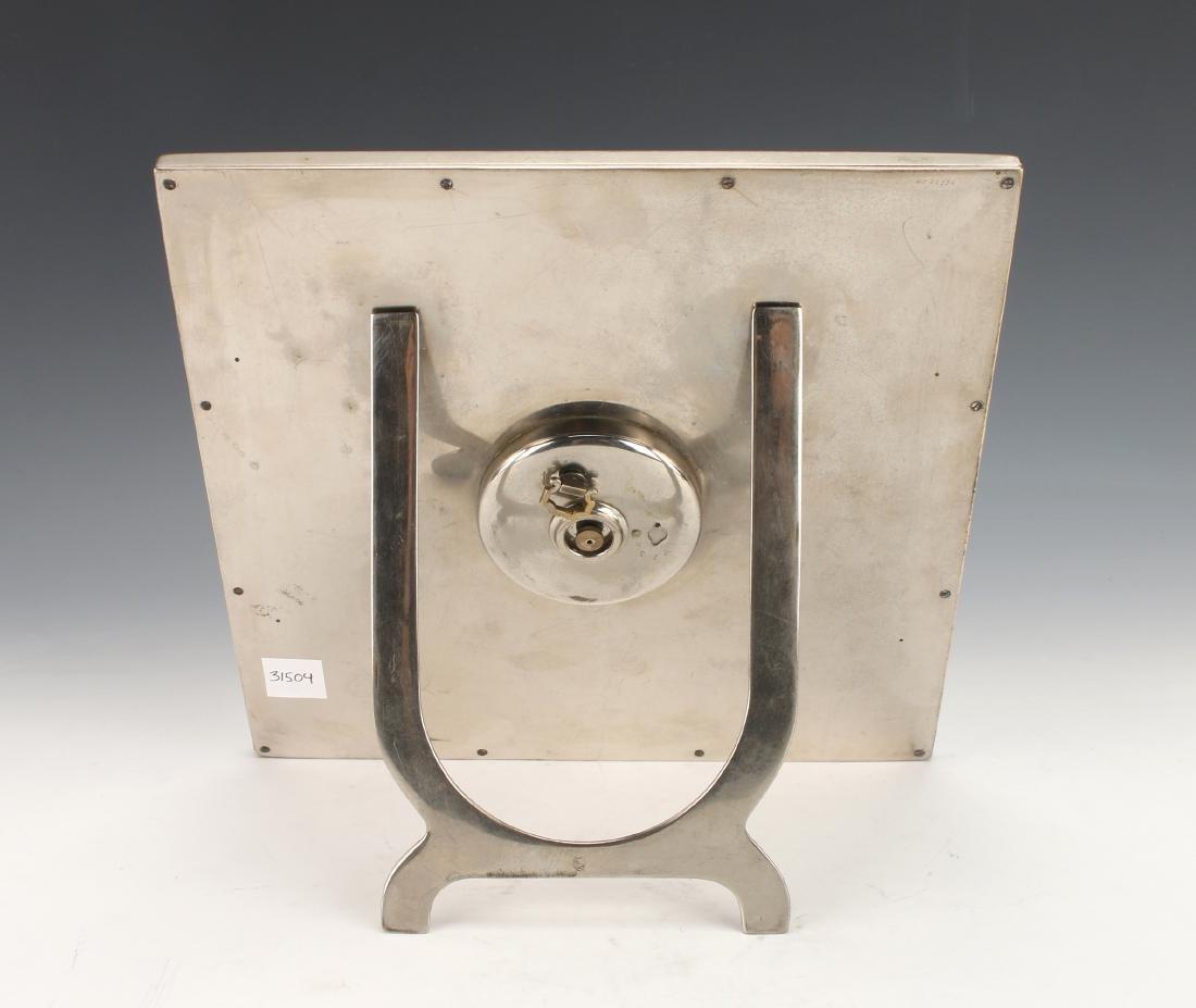ART DECO SWISS DESK CLOCK TURLER ZURICH - 3