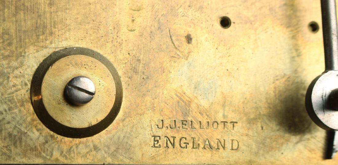 J.E. CALDWELL TALL CASE CLOCK EARLY 20TH C - 8