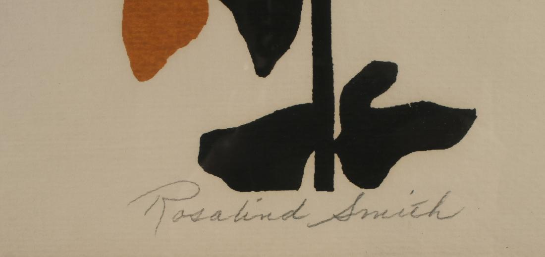 """THE SWINGER"" PRINT ROSALIND SMITH - 4"