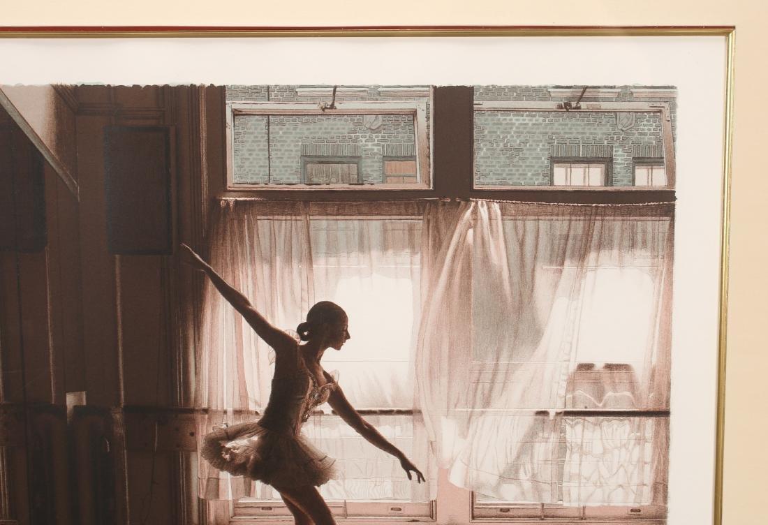 DOUGLAS HOFMANN BALLET LITHOGRAPH - 5