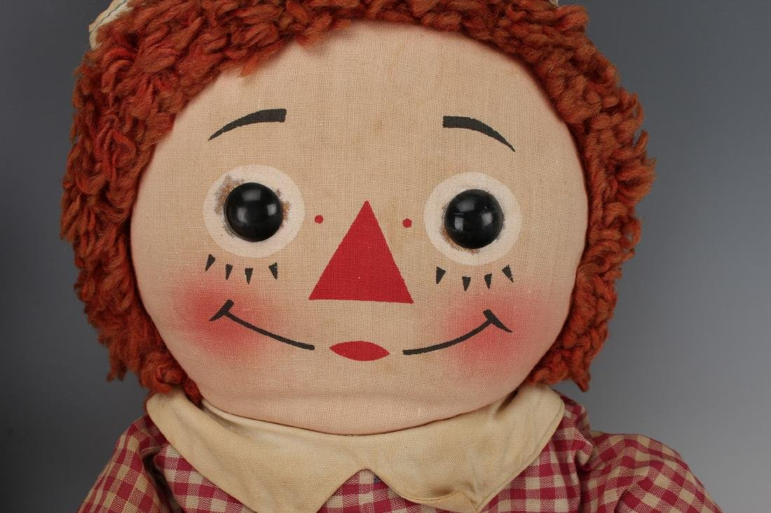 1960S RAGGEDY ANN AND ANDY - 3