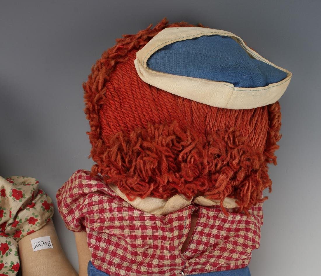 1960S RAGGEDY ANN AND ANDY - 7