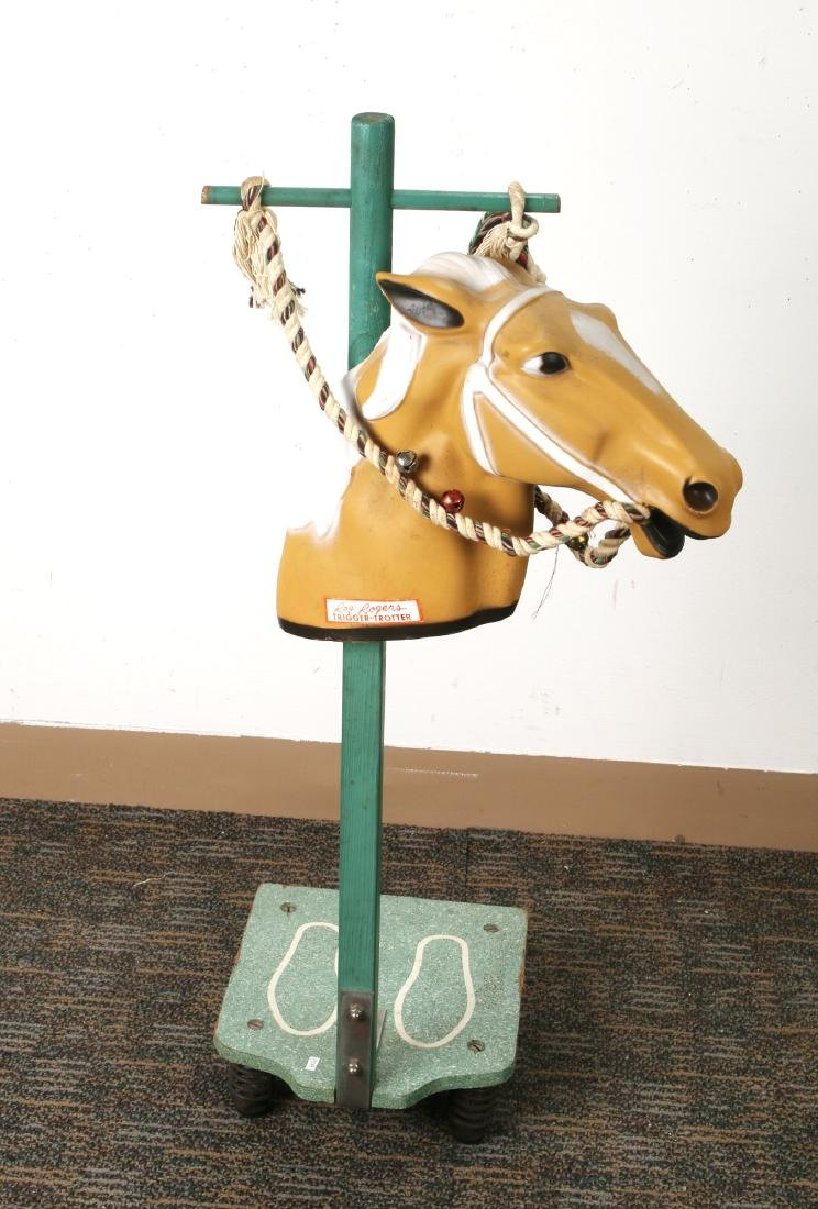 ROY ROGERS TRIGGER TROTTER - 3