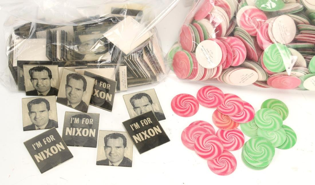 I'M FOR NIXON VARI-VUE LENTICULAR IMAGES
