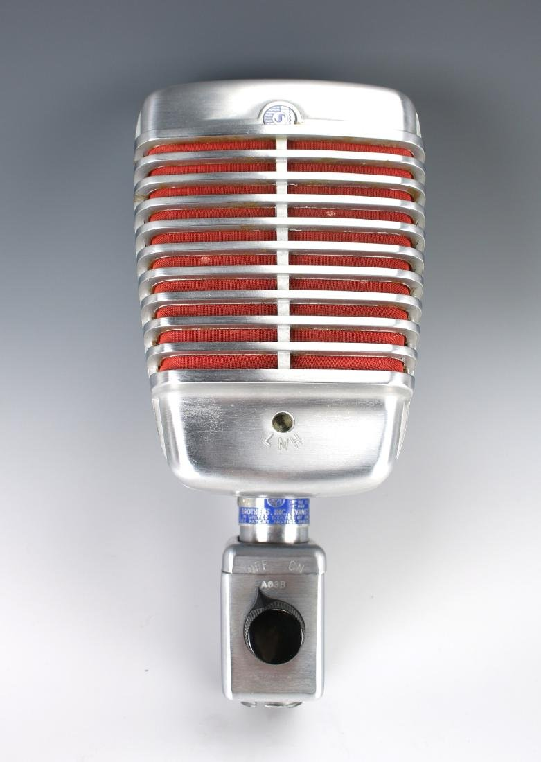 DYNAMIC MICROPHONE BY SHURE BROTHERS