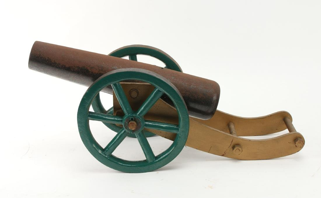 METAL DESK MODEL CANNON - 2