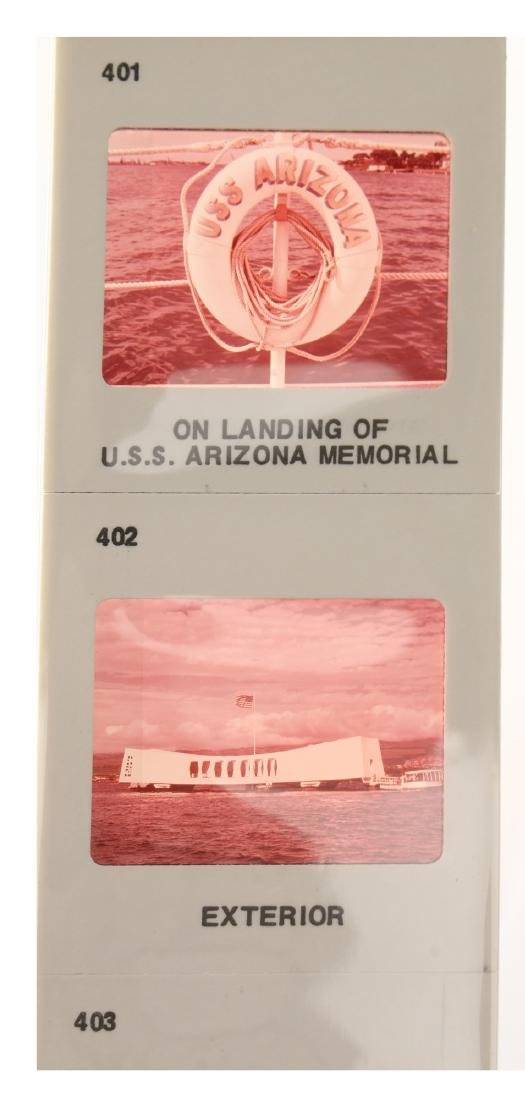 COLLECTION OF PEARL HARBOR SLIDES - 5