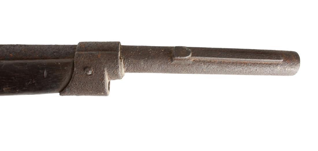 LEBEL MODEL 1886 ANTIQUE FRENCH RIFLE - 6