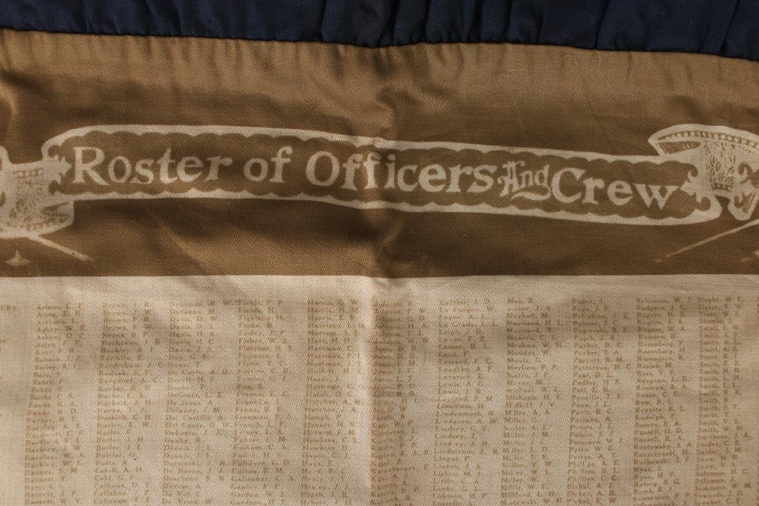 USS MARYLAND PILLOW COVER - 3