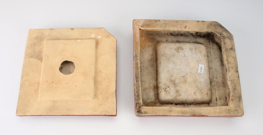 1940'S CERAMIC DEER CIGARETTE BOX - 8