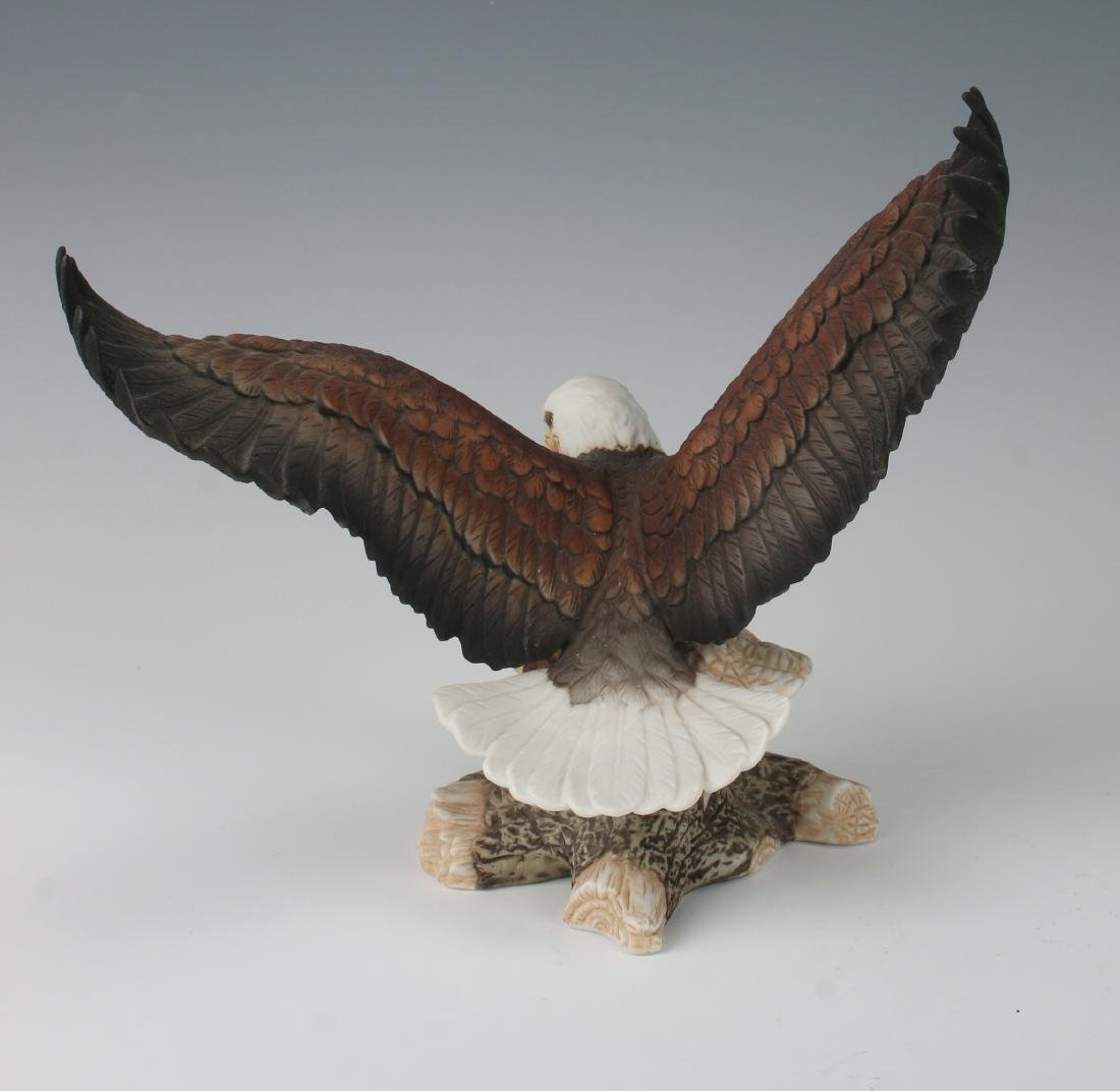 PORCELAIN EAGLE - AMERICAN EAGLE GALLERY - 3