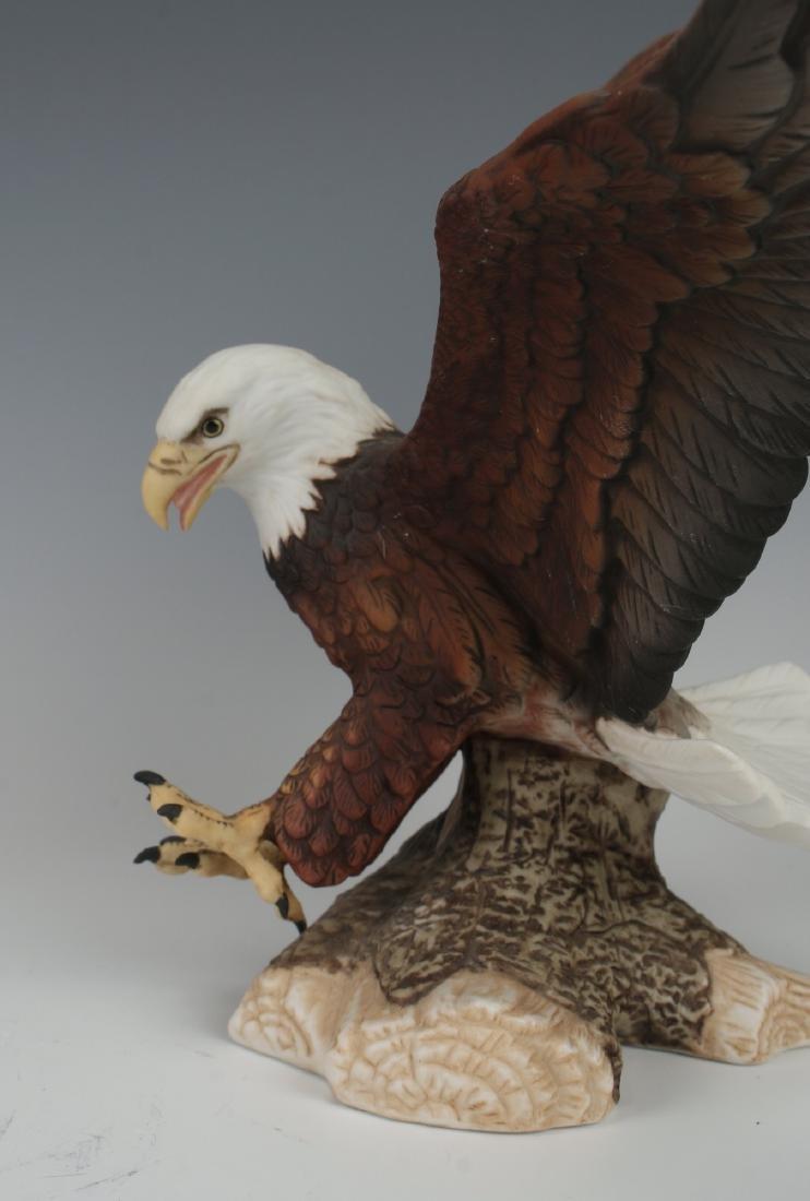 PORCELAIN EAGLE - AMERICAN EAGLE GALLERY - 5