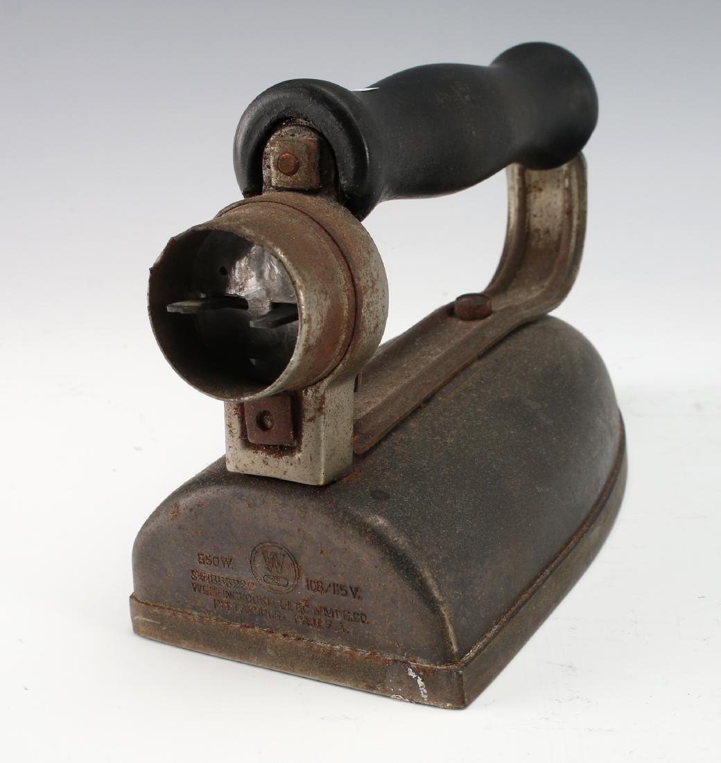 EARLY ELECTRIC IRON WESTINGHOUSE C. 1916 - 2