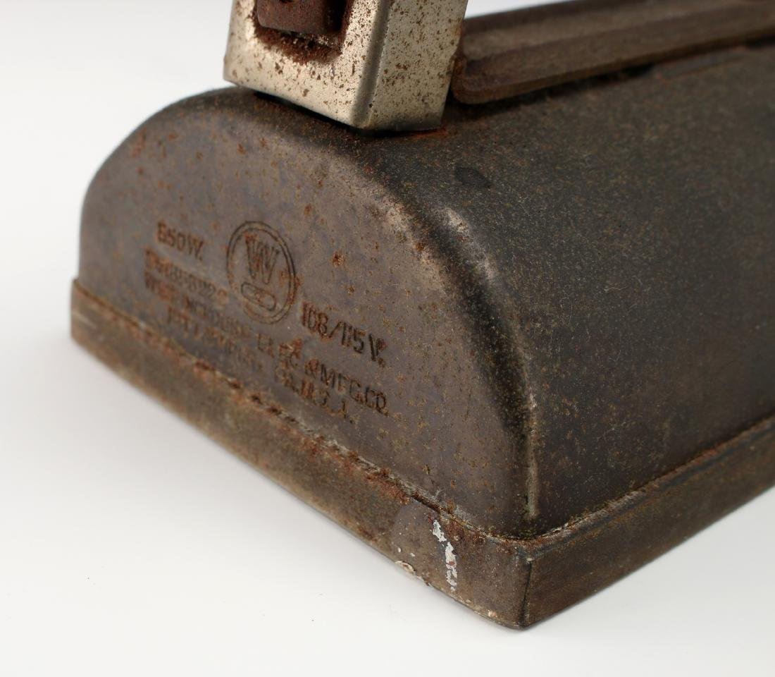 EARLY ELECTRIC IRON WESTINGHOUSE C. 1916 - 3