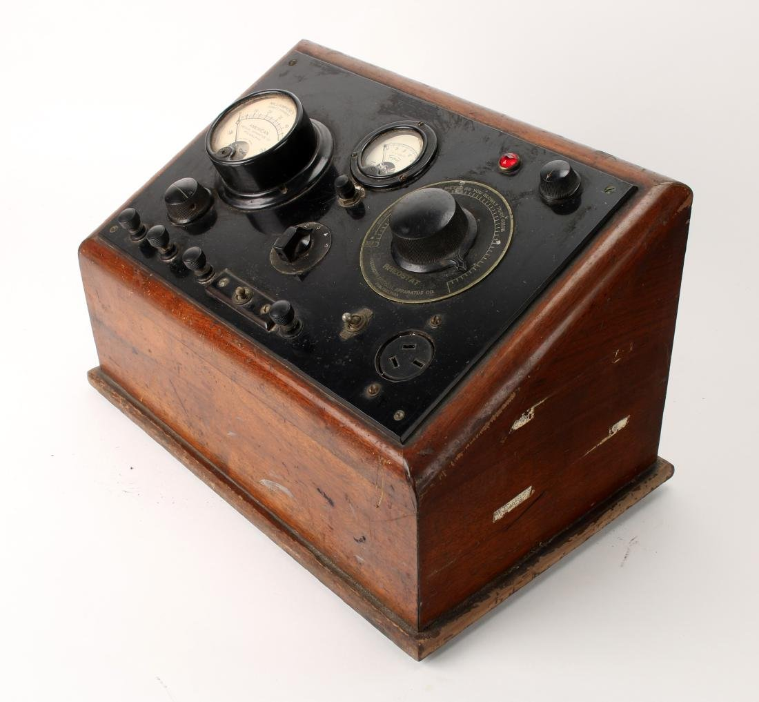 VINTAGE ELECTRIC RHEOSTAT BY AMERICAN