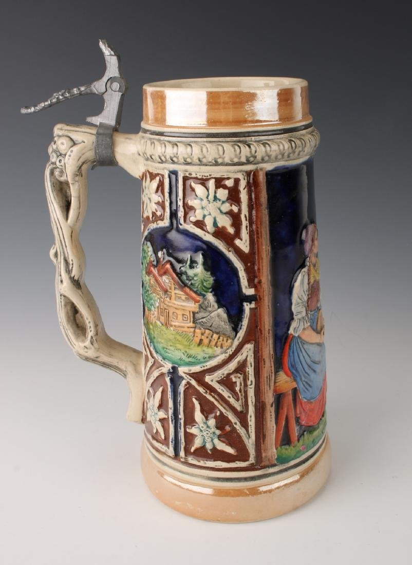 GERMAN BEER STEIN - 4