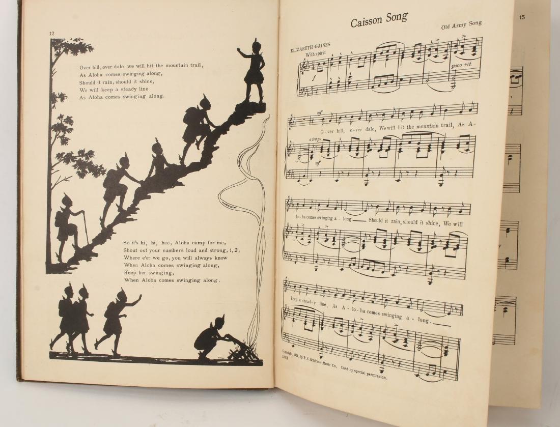 ALOHA HIVE SONG BOOK - 3