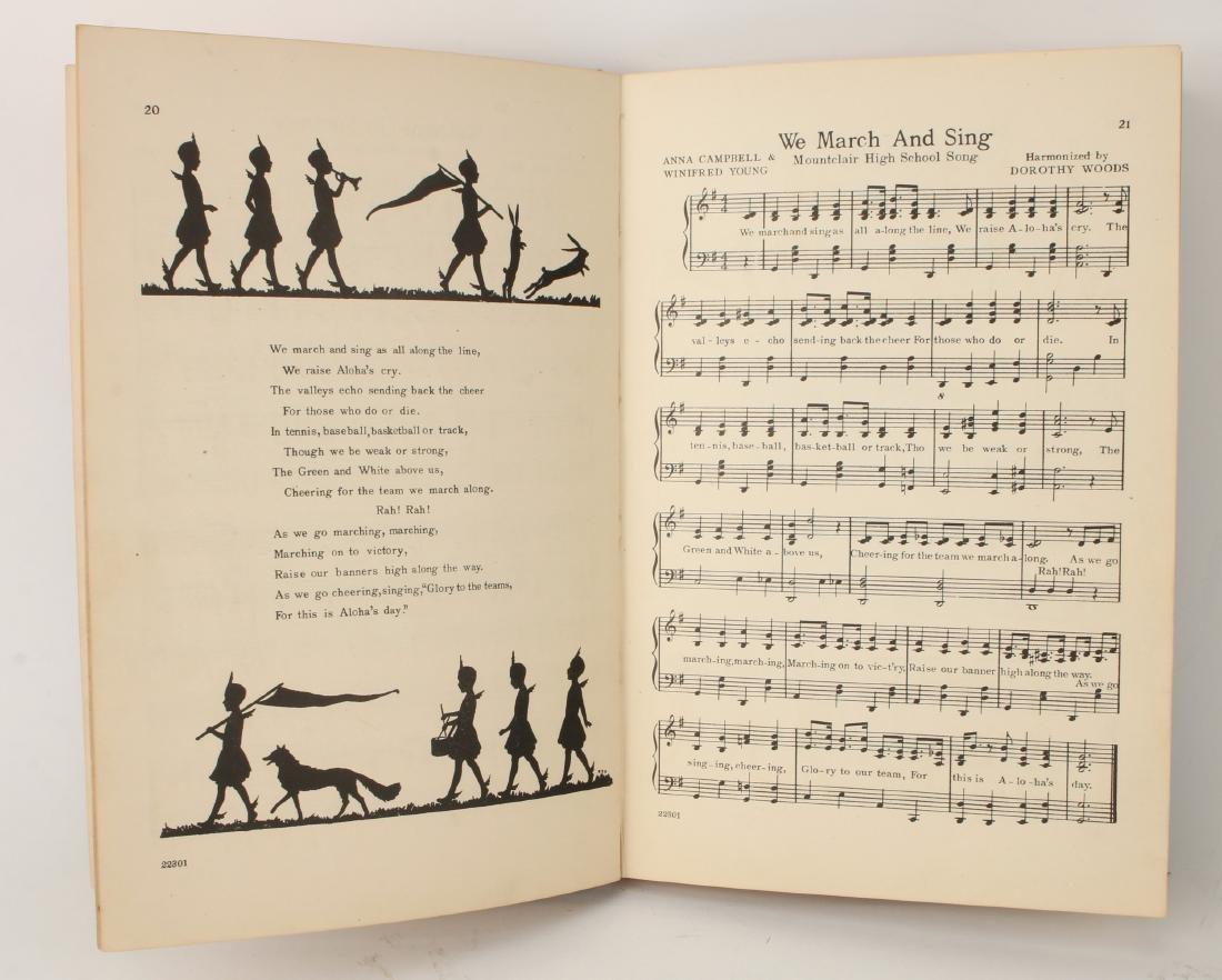 ALOHA HIVE SONG BOOK - 4