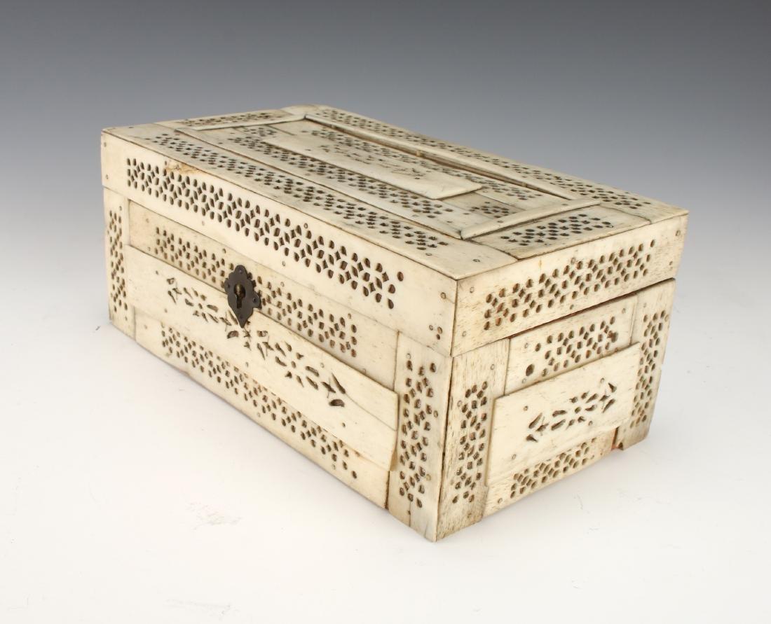 BONE DECORATED BOX - 4