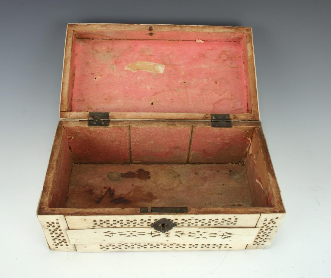 BONE DECORATED BOX - 5