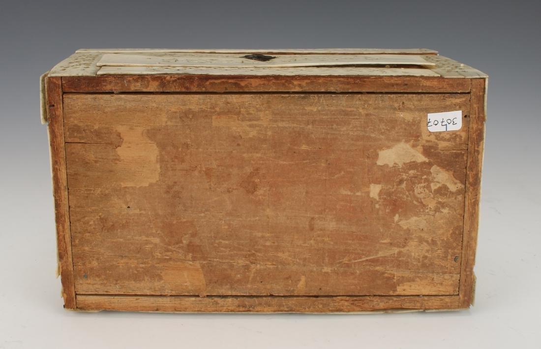 BONE DECORATED BOX - 8