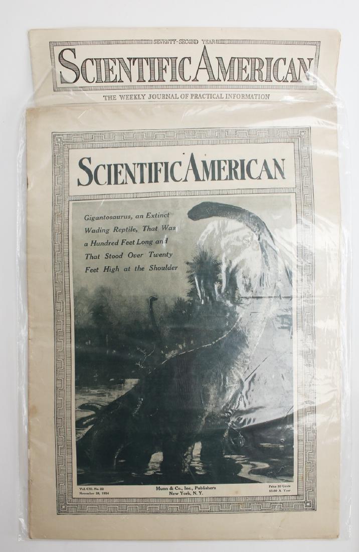 SCIENTIFIC AMERICAN 1914,16, V-E DAY CHICAGO - 2