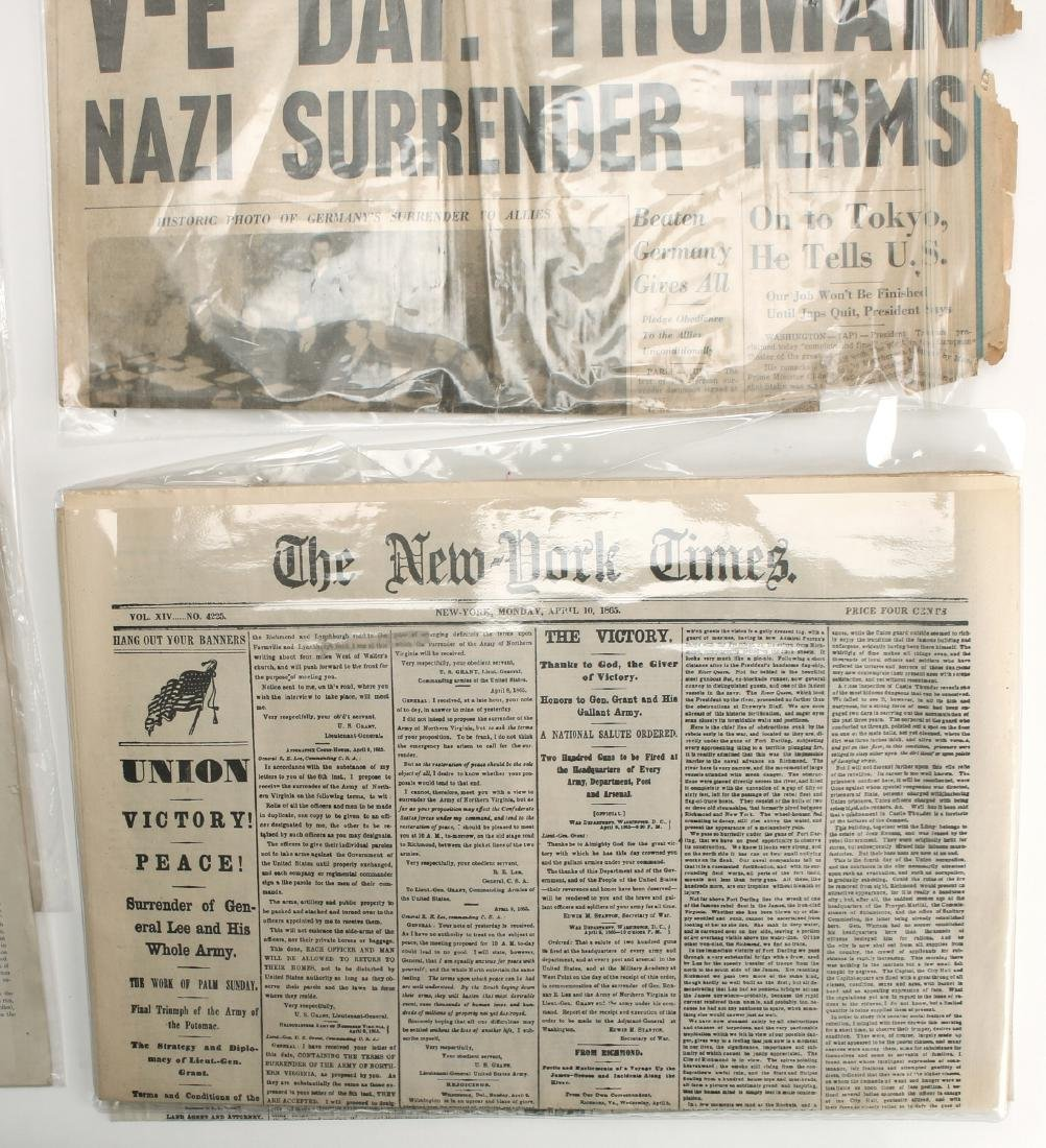 SCIENTIFIC AMERICAN 1914,16, V-E DAY CHICAGO - 5