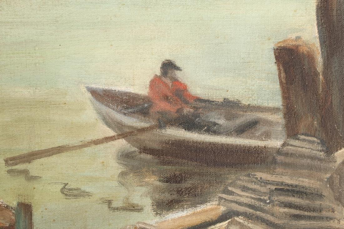 SEASCAPE BY E.L. SUMNER 1960 - 3