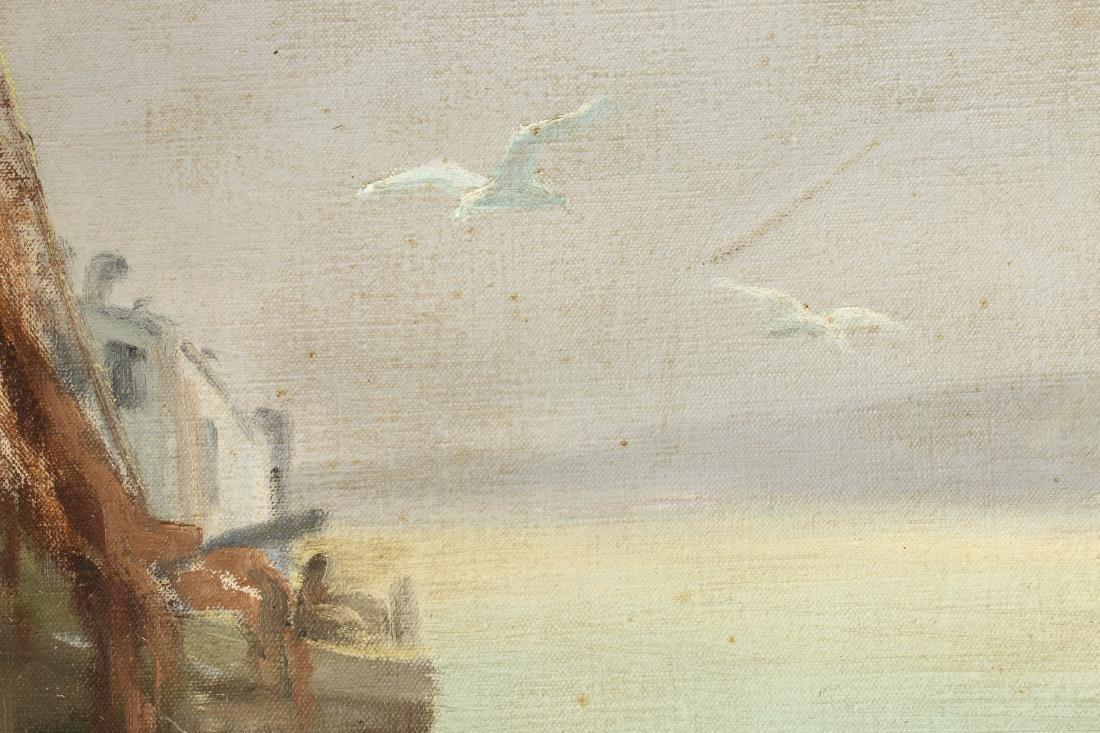 SEASCAPE BY E.L. SUMNER 1960 - 4