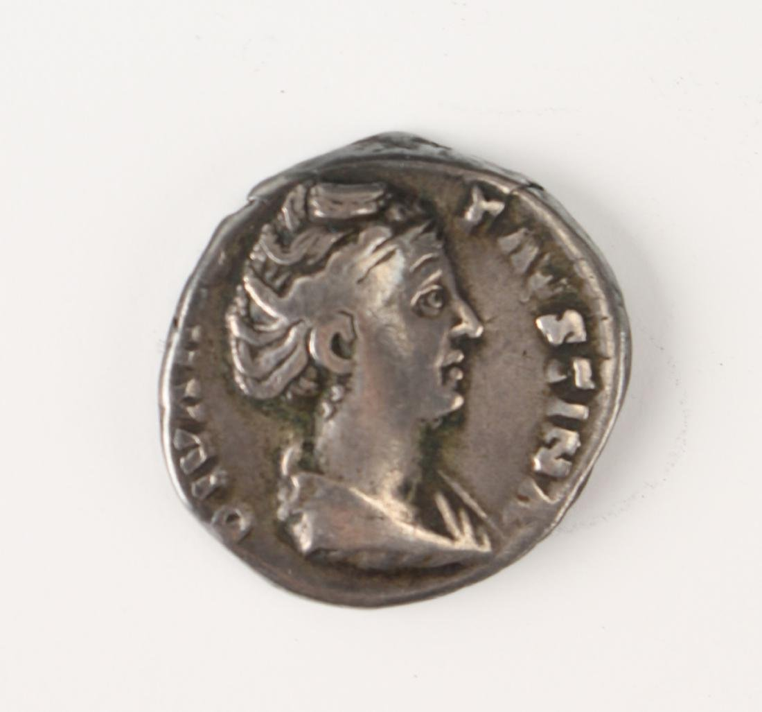 ANCIENT IMPERIAL ROMAN COIN CIRCA 165 AD