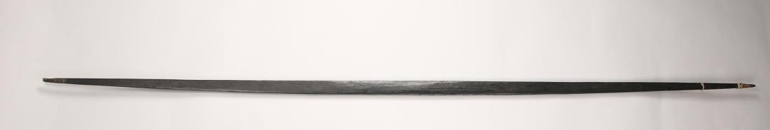 AFRICAN WOODEN BOW - 9