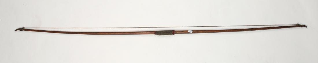 AFRICAN WOODEN BOW