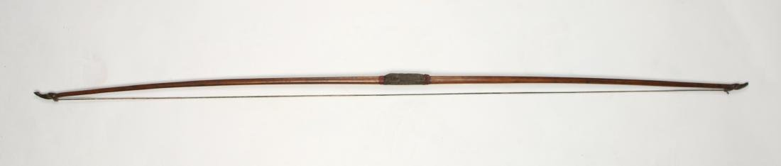 AFRICAN WOODEN BOW - 6