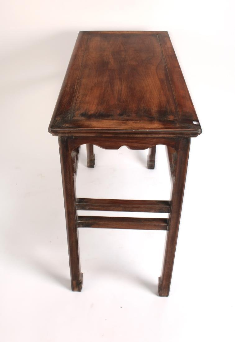 SMALL HUANGHUALI PAINTING TABLE - 5