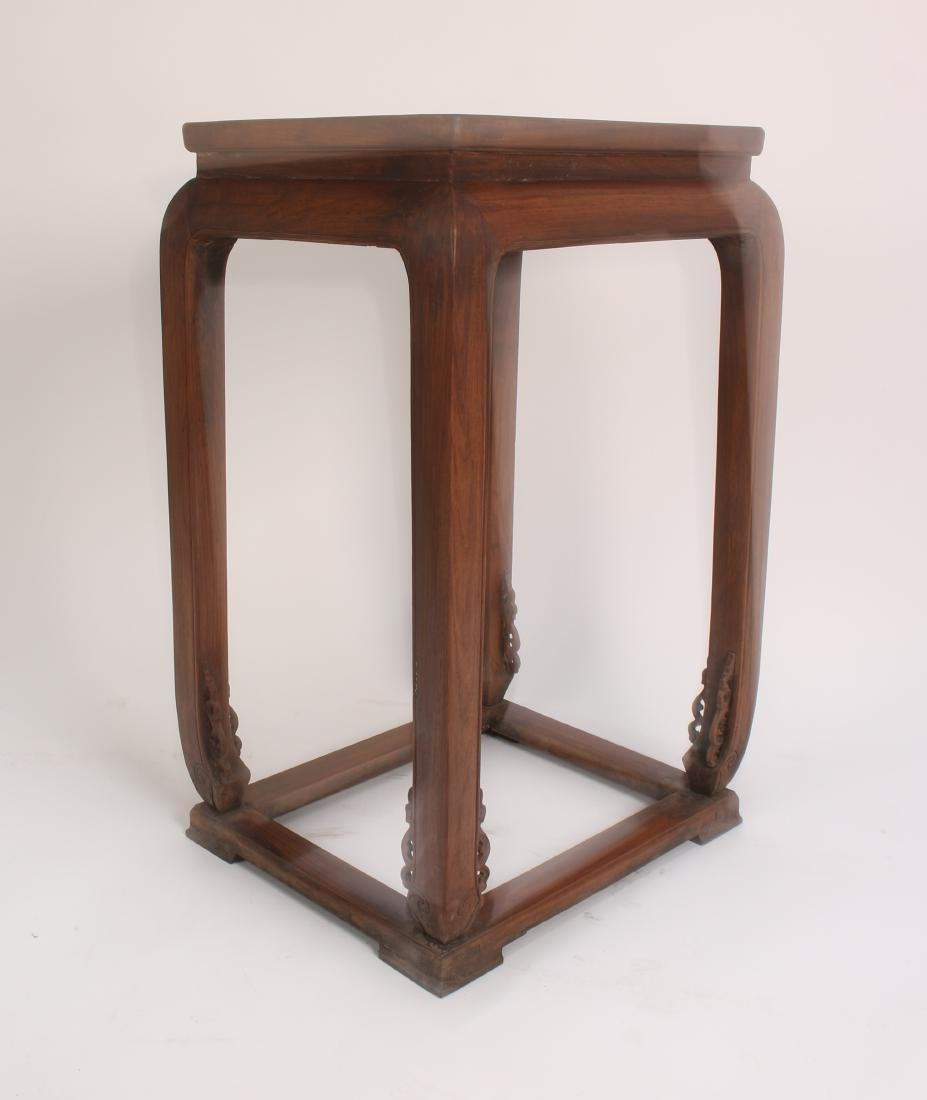 HUANGHUALI END TABLE - 4