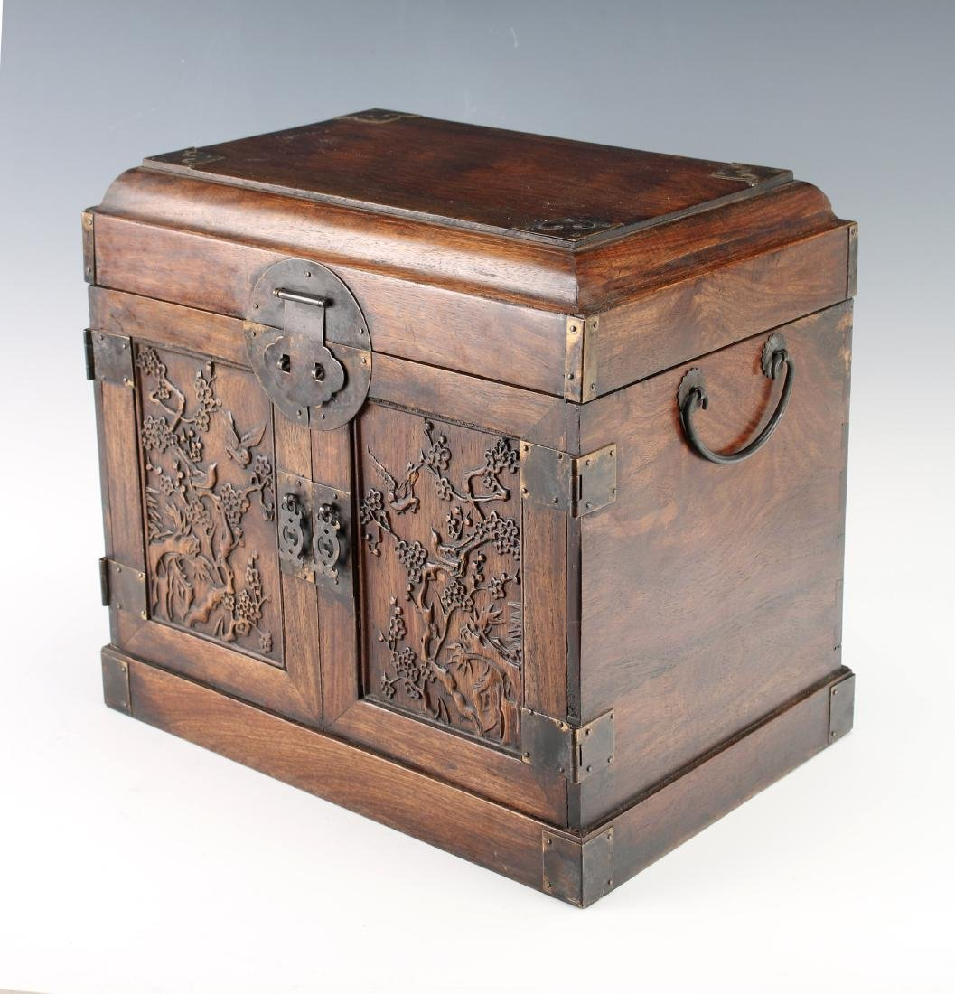 HUANGHUALI JEWELRY CHEST