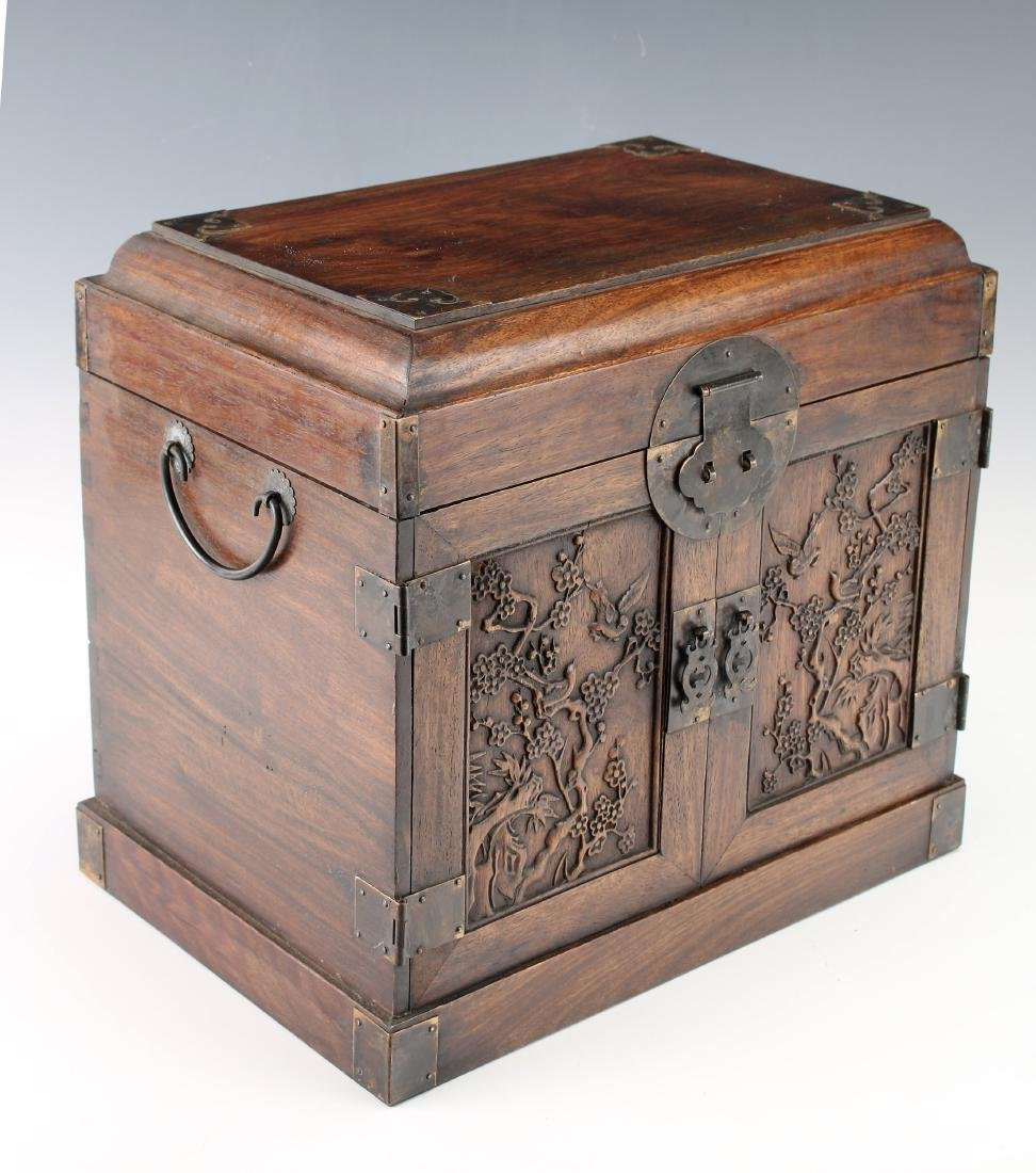 HUANGHUALI JEWELRY CHEST - 3