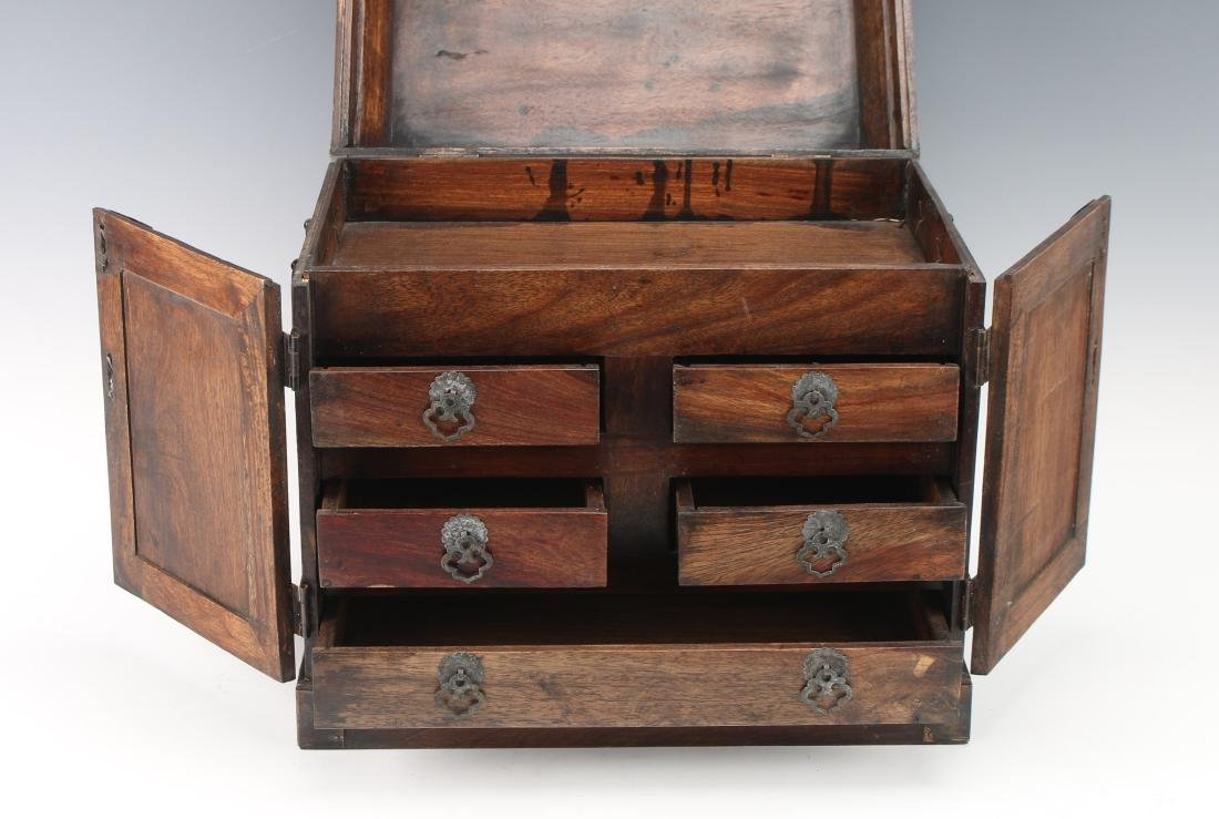 HUANGHUALI JEWELRY CHEST - 4