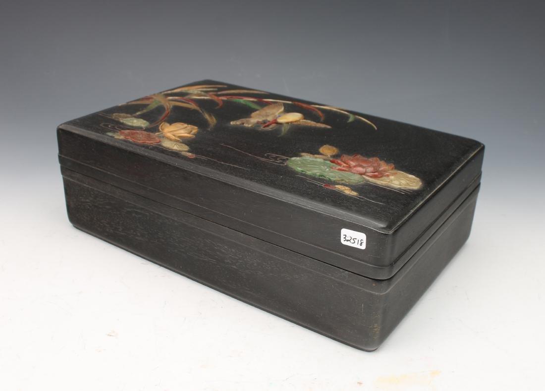 ZITAN AND STONE BIRD BOX - 7