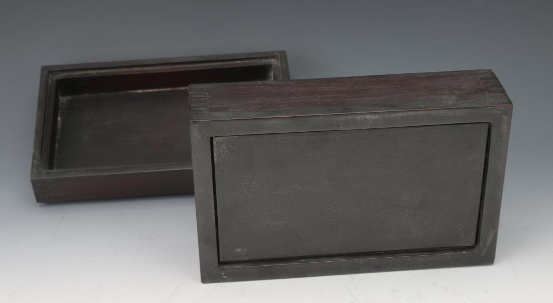 SMALL STONE AND ZITAN BOX - 4