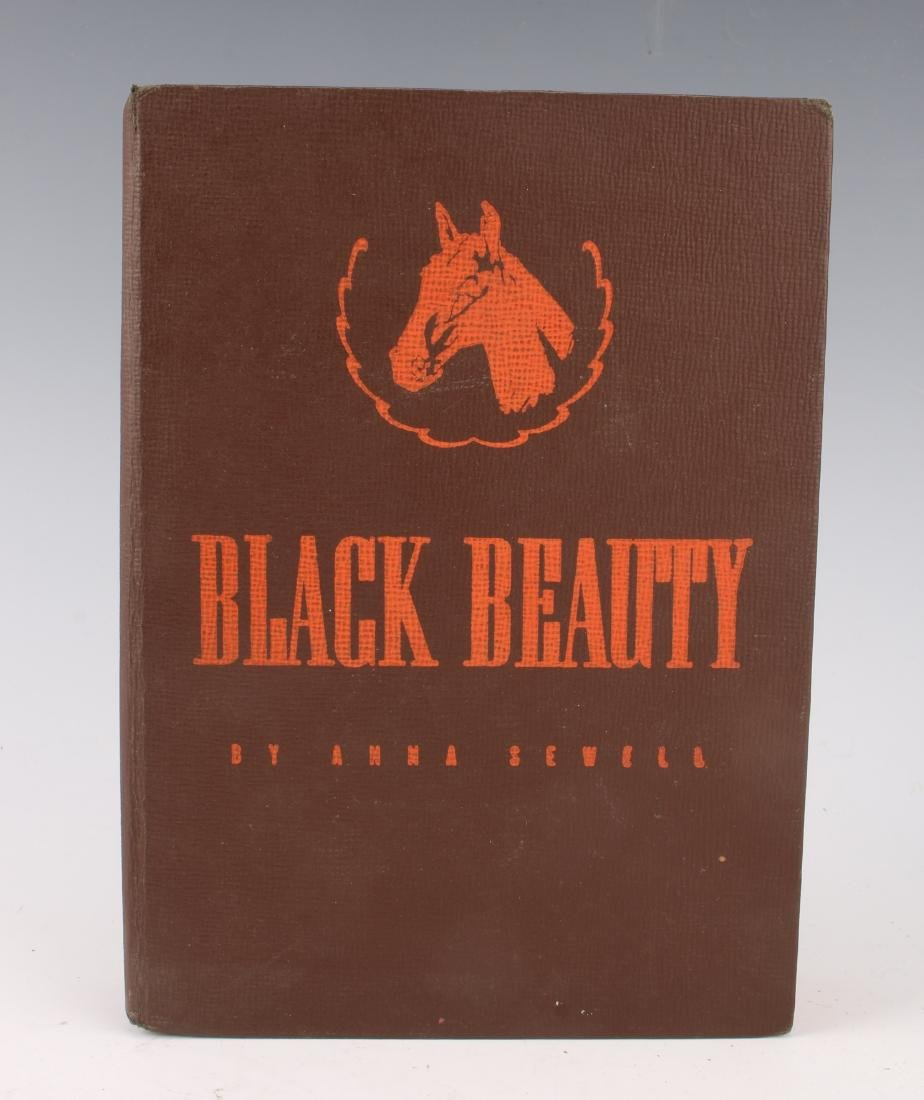 BLACK BEAUTY BY ANNA SEWELL 1938