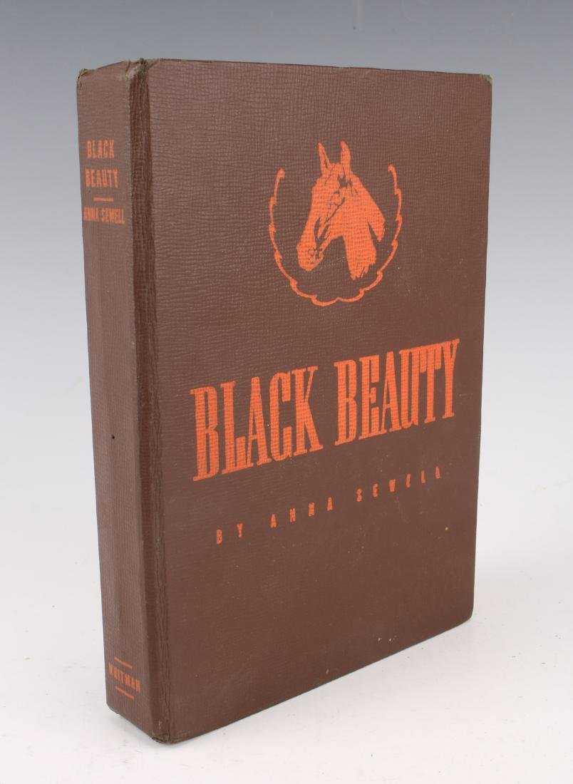 BLACK BEAUTY BY ANNA SEWELL 1938 - 2