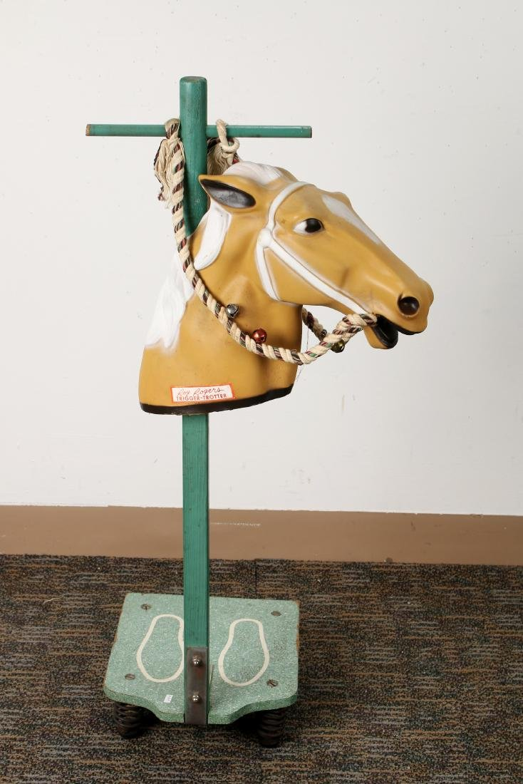 ROY ROGERS TRIGGER TROTTER TOY