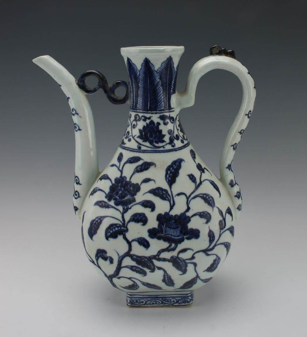 MING STYLE PITCHER