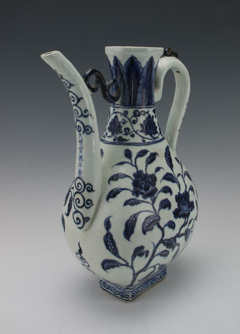 MING STYLE PITCHER - 3