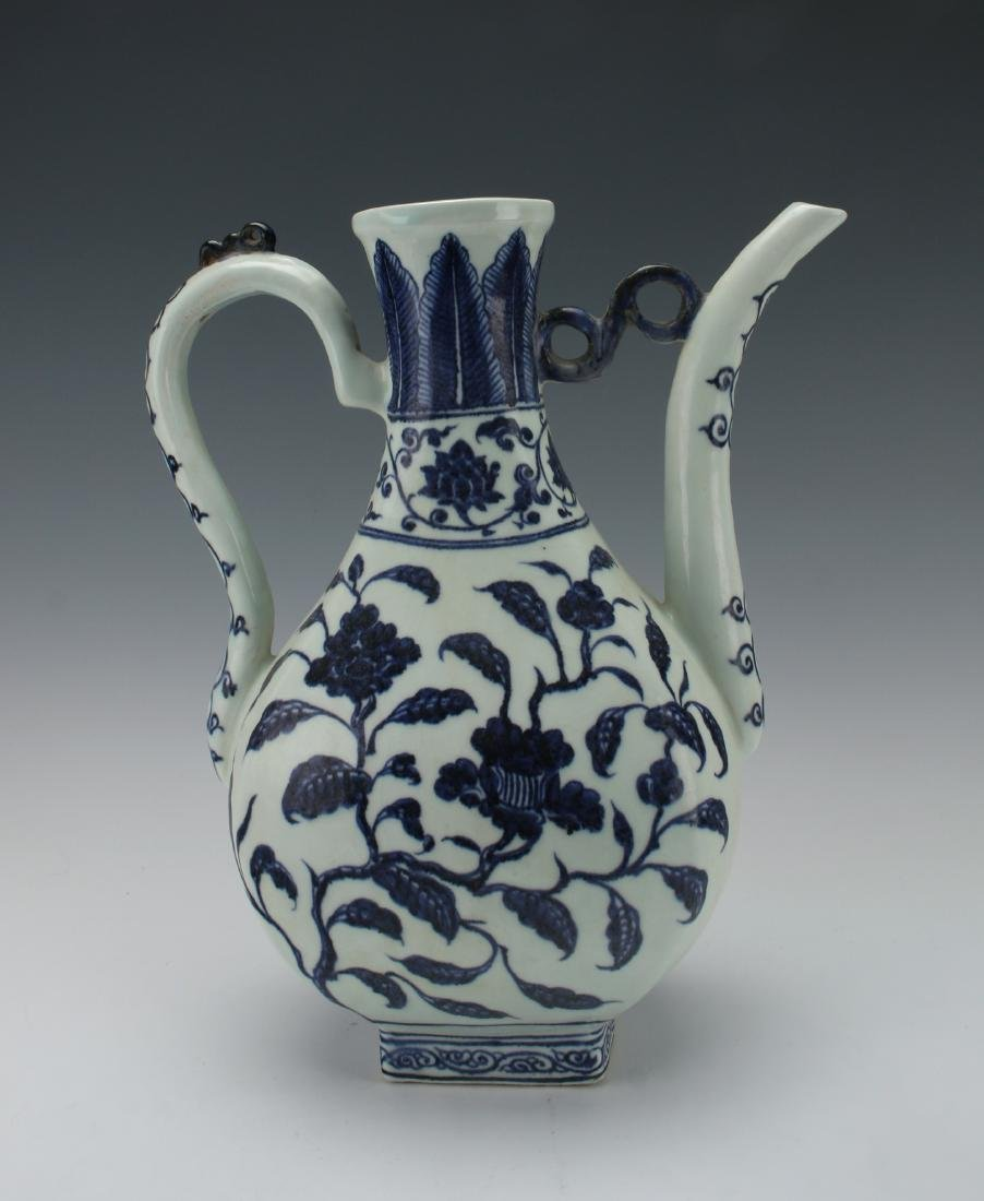 MING STYLE PITCHER - 4