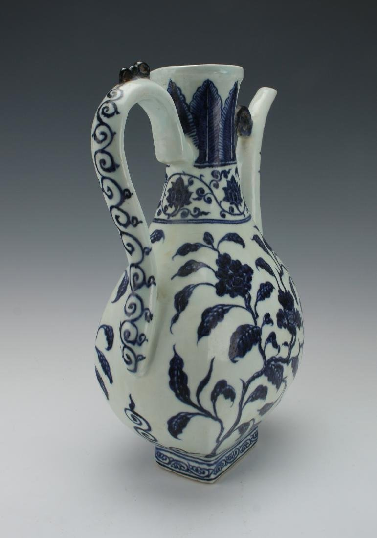 MING STYLE PITCHER - 5