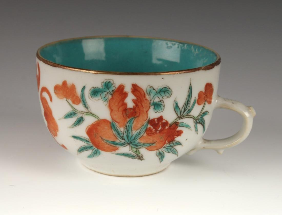 CHINESE PORCELAIN TEA CUP