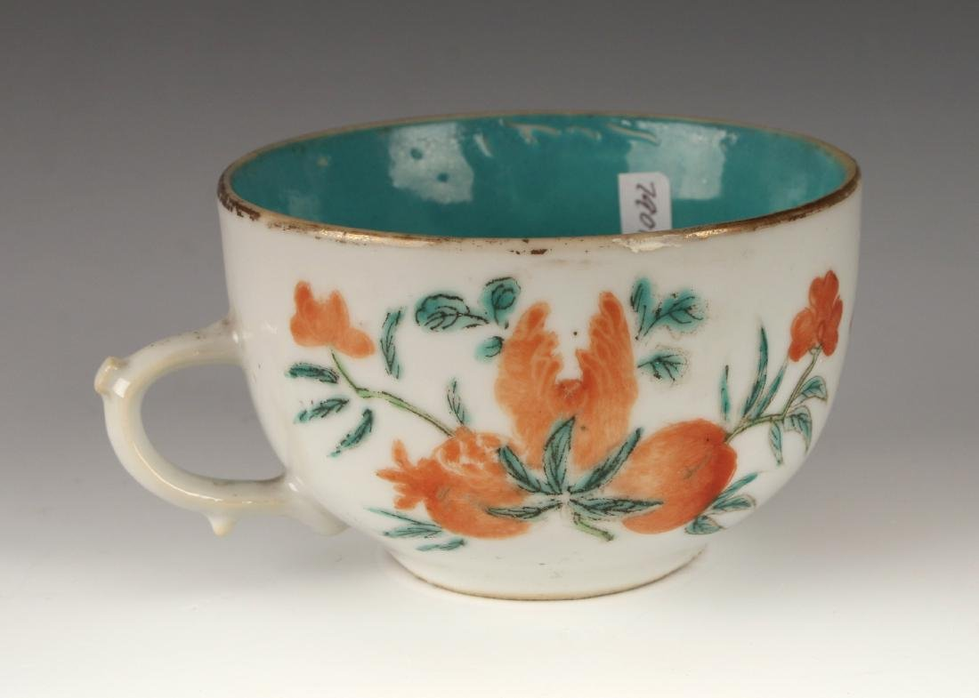 CHINESE PORCELAIN TEA CUP - 2