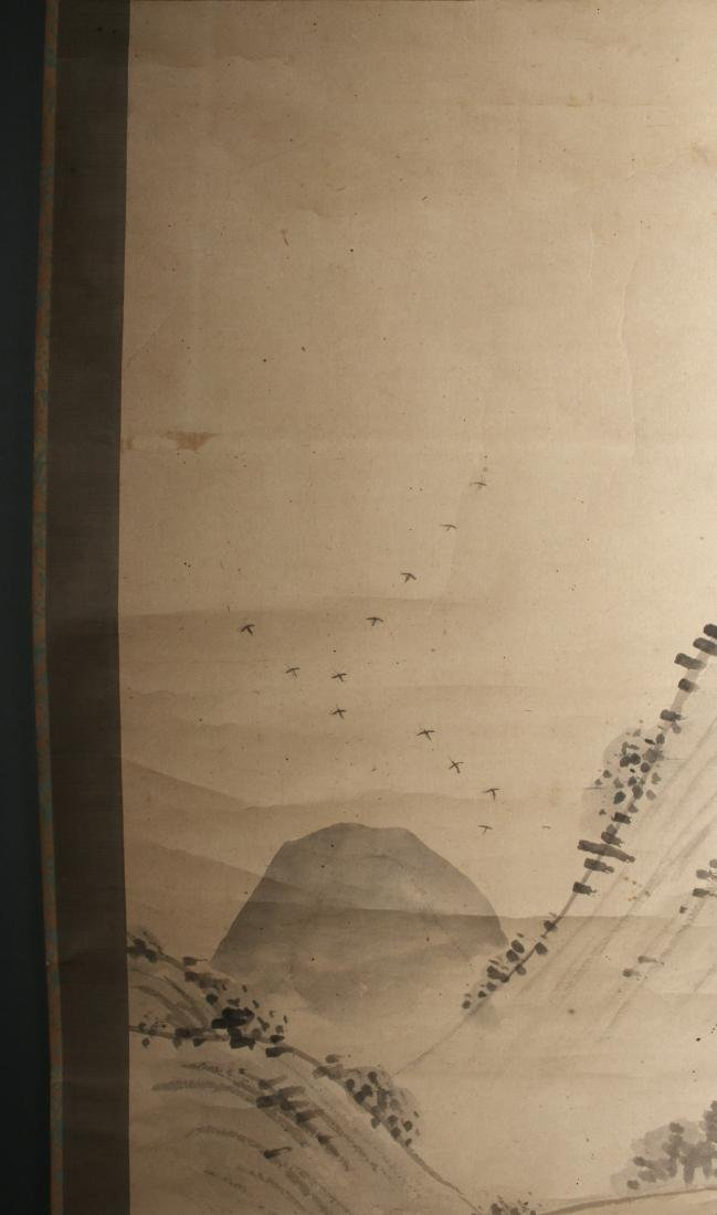 CHINESE LANDSCAPE SCROLL - 5